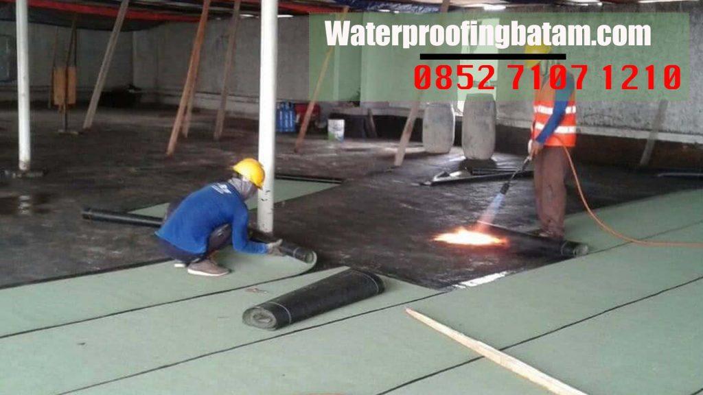 aplikator membran bakar waterproofing di  sambau  ,kota Batam - Whatsapp : 0852 7107 1210