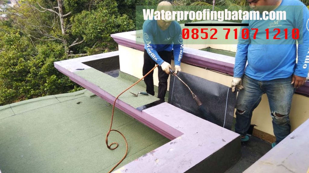 pasang sika waterproofing di  sambau  ,kota Batam - Whatsapp Kami : 085271071210