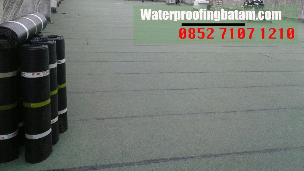 Pasang Waterproofing Membrane Bakar Di  buliang ,kota Batam - WA Kami : 085 2 71 071 210