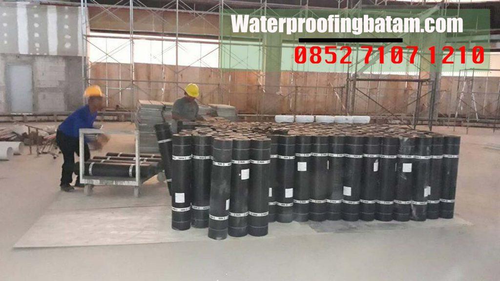 Pasang Waterproofing Membrane Bakar Di  sijantung ,kota Batam - WA : 085 2 71 071 210