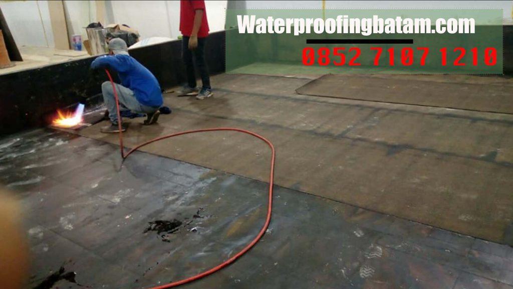 Pasang Waterproofing Membrane Bakar Di  baloi Permai,kota Batam - Whatsapp Kami : 085271071210
